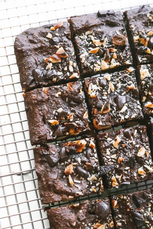 the-best-vegan-chocolate-brownie
